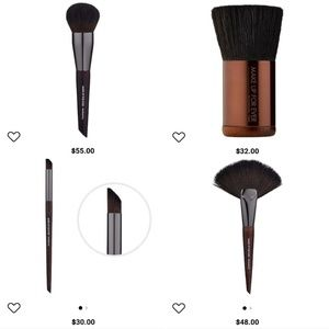 Makeup Forever Brushes